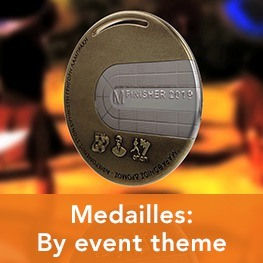 Medailles: By event theme