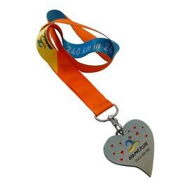 Lanyard voor medaille