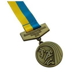 Medaille met banddrager