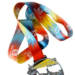 Trail Run medaille Vuurtoren Trail Ameland