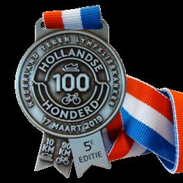 Charity medaille Lymfeklierkanker