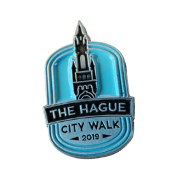 The Hague City Walk pin
