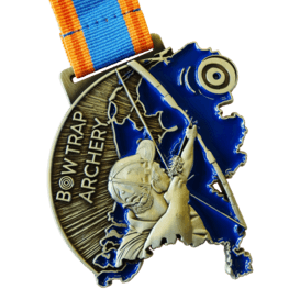 Bowtrap Archery medaille