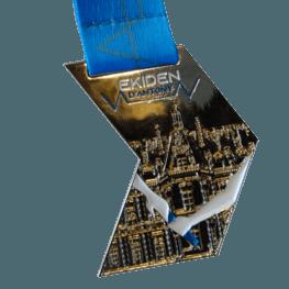 Estafette medaille Ekiden
