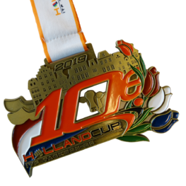 Holland Cup medaille