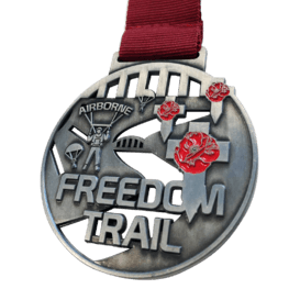 Freedom trail medaille