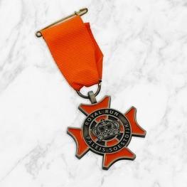 Medaille met kort halslint Royal Run Paleis Soestdijk