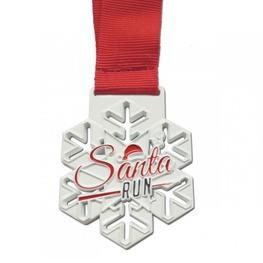 Santa Run medaille