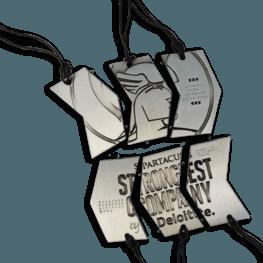 Medaille veter