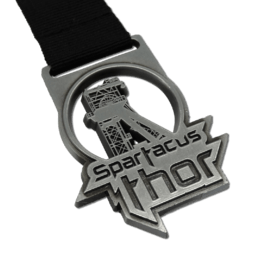 Spartacus Thor medaille